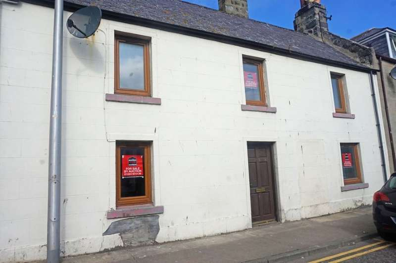 3 Bedrooms Terraced House for sale in 35, Shore Street, Fraserburgh