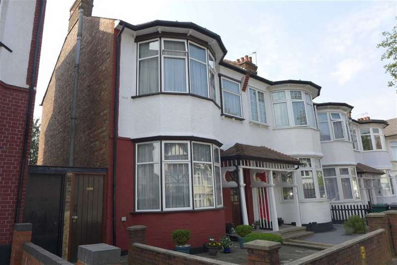 4 Bedrooms End Of Terrace House for sale in Caddington Road, London