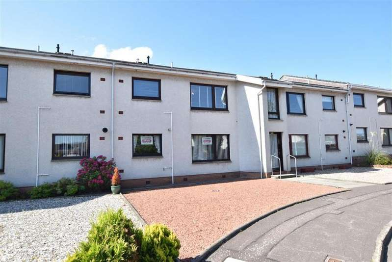 2 Bedrooms Apartment Flat for sale in 25 Briarhill Court, Prestwick, KA9 1HN