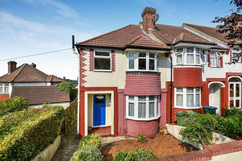 3 Bedrooms End Of Terrace House for sale in Castlewood Drive Eltham SE9