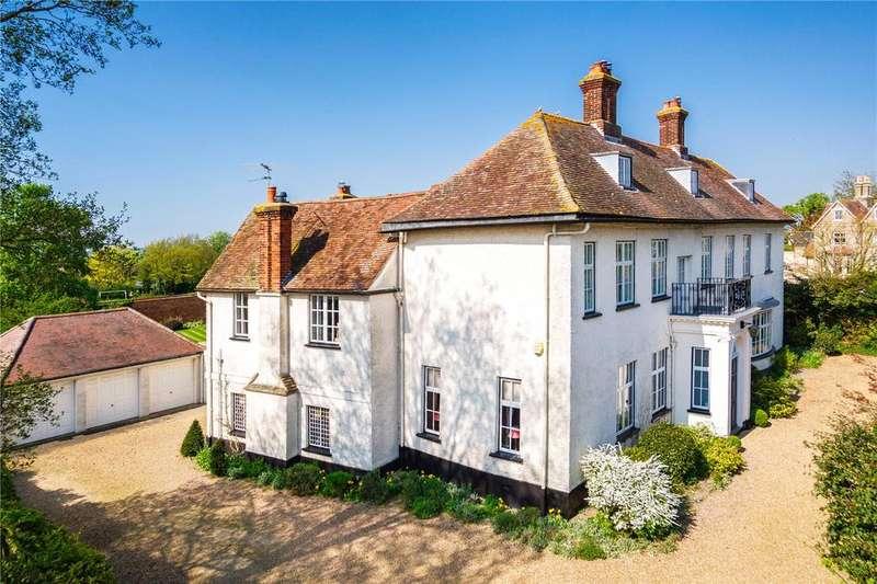 5 Bedrooms Detached House for sale in Church Street, Guilden Morden, Cambridgeshire