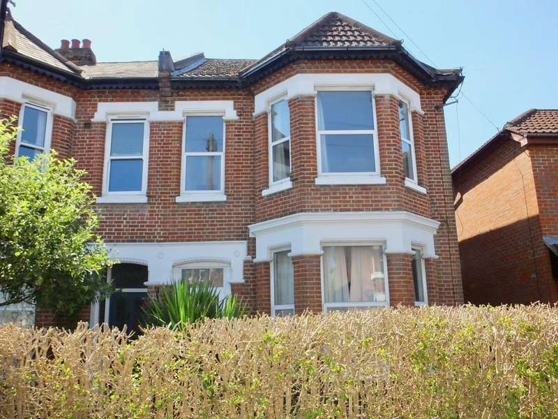 6 Bedrooms Semi Detached House for sale in Alma Road, Portswood