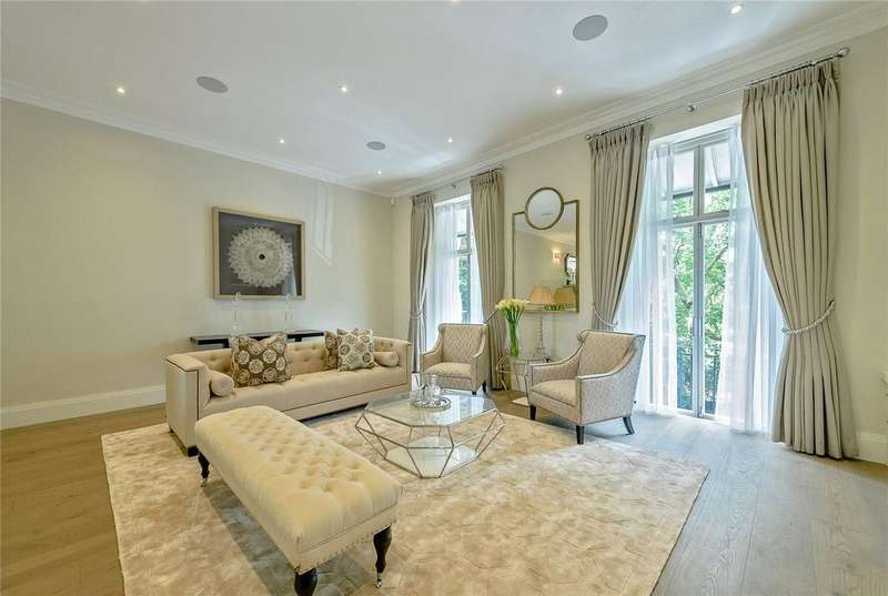 2 Bedrooms Flat for sale in Cadogan Place, London