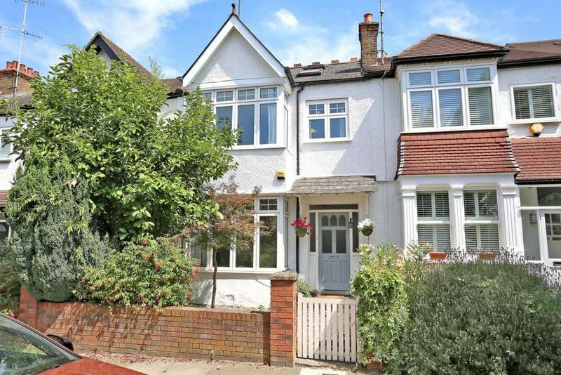 4 Bedrooms House for sale in Bellevue Road, Ealing, W13