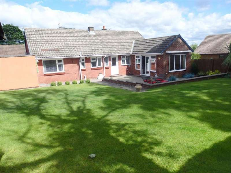 3 Bedrooms Detached Bungalow for sale in Ridgeside, Kirk Merrington, Spennymoor