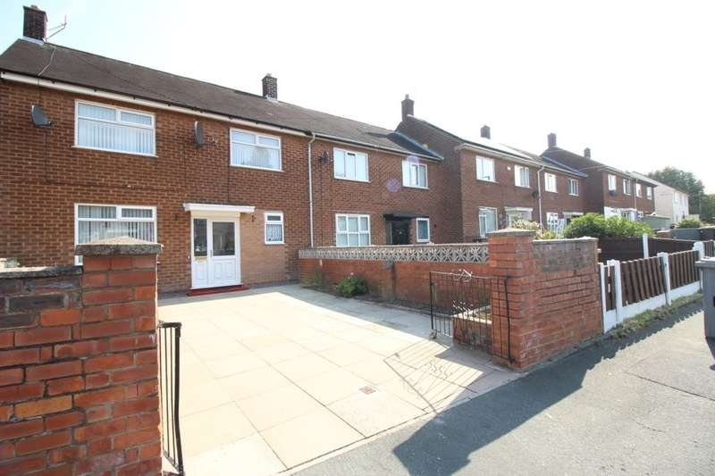 3 Bedrooms Terraced House for sale in Wood Lane, Partington, MANCHESTER, M31