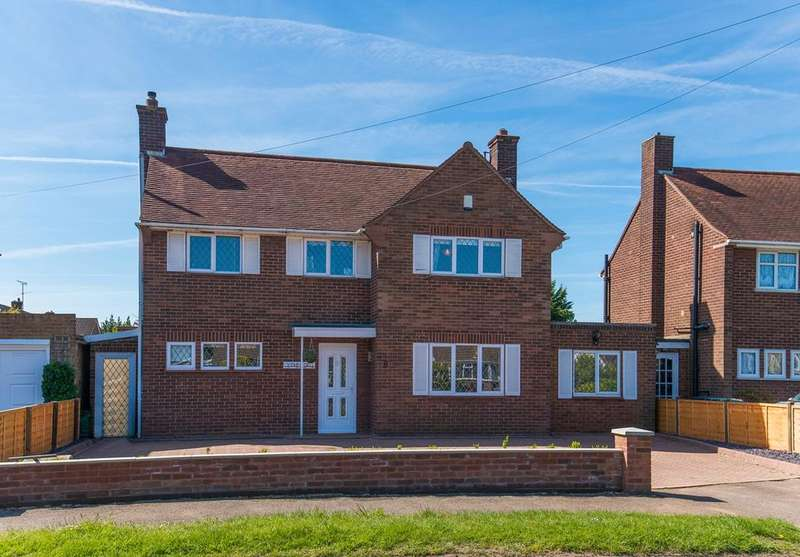 4 Bedrooms Detached House for sale in Cambridge Road, Langford, SG18