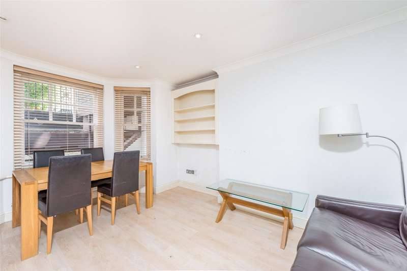 2 Bedrooms Apartment Flat for sale in Avonmore Road, West Kensington, London, W14