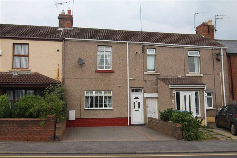 2 Bedrooms Terraced House for sale in Low Willington, Willington, Co Durham, DL15