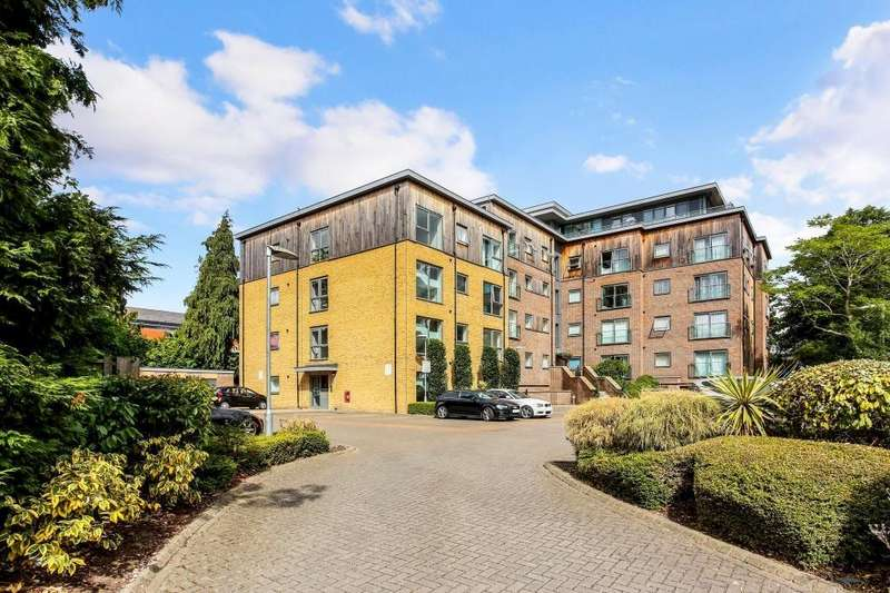 2 Bedrooms Apartment Flat for sale in Priory Point, 36 Southcote Lane, Reading, RG30