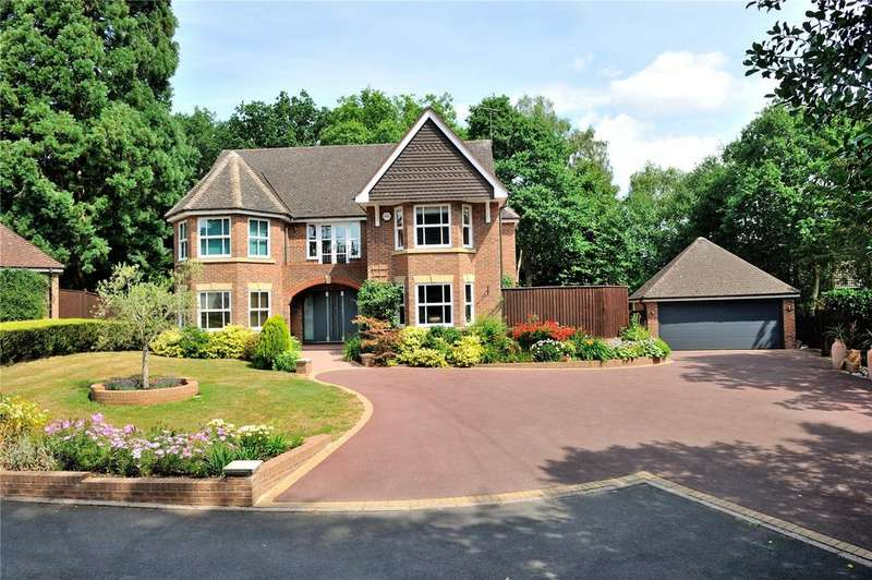 5 Bedrooms Detached House for sale in Barnt Green, Birmingham
