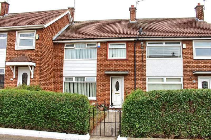 3 Bedrooms Terraced House for sale in Newick Avenue, Pallister Park