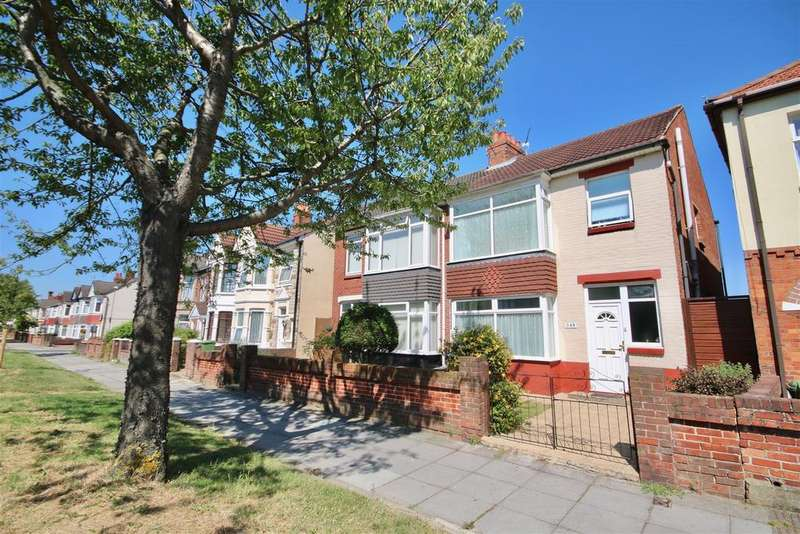 3 Bedrooms Semi Detached House for sale in Copnor Road, Portsmouth