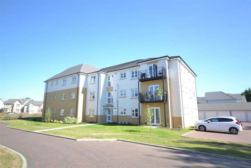 3 Bedrooms Apartment Flat for sale in 11A Martnaham Way, Alloway, KA7 4TY
