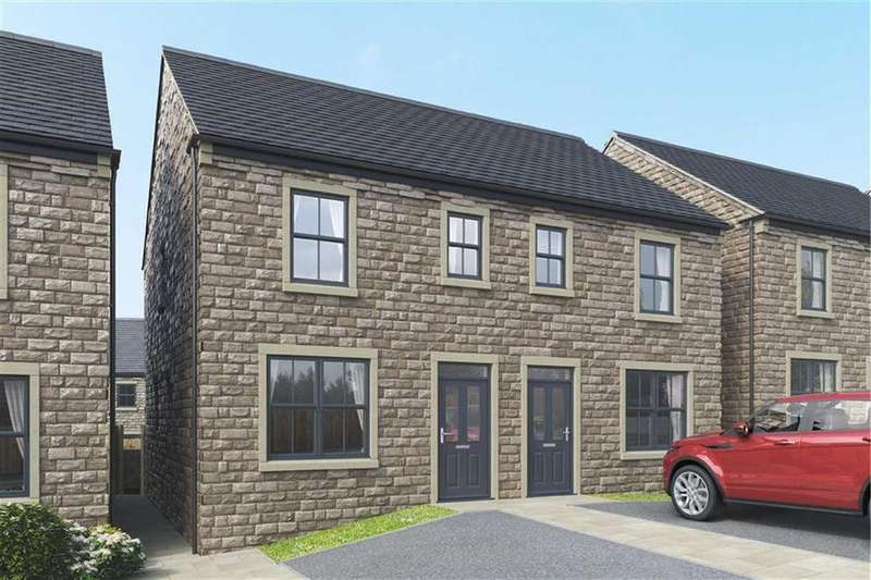 3 Bedrooms Semi Detached House for sale in Kensington Forest, Barnoldswick, Lancashire