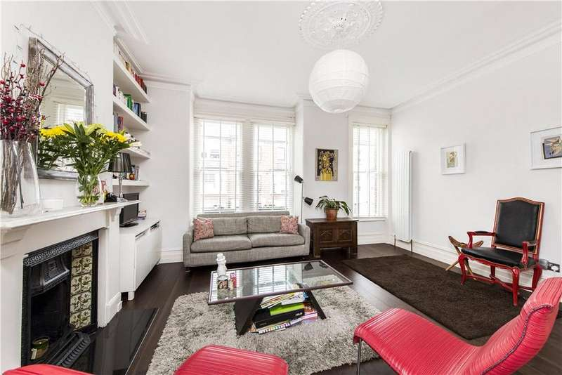 3 Bedrooms Flat for sale in Glengall Road, Queen's Park, London, NW6