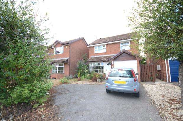 3 Bedrooms Detached House for sale in Comet Way, Woodley, Reading