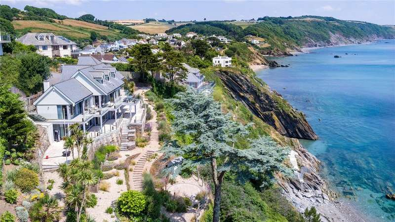 5 Bedrooms House for sale in Dove Rock, Plaidy, Looe, Cornwall, PL13
