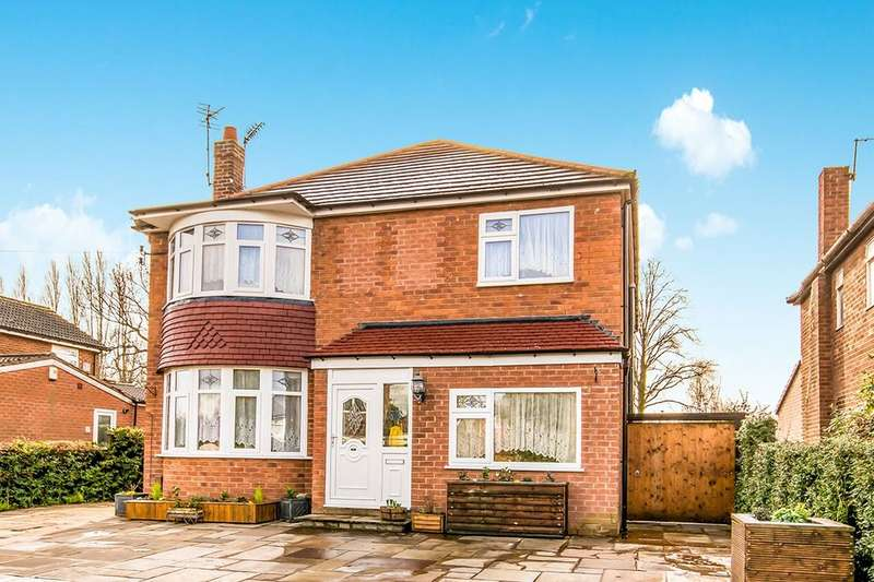 6 Bedrooms Detached House for sale in Patch Croft Road, Manchester, M22