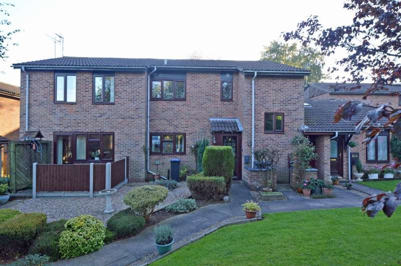2 Bedrooms Flat for sale in 56 Spinney Drive, Botcheston, Leicester, Leicestershire
