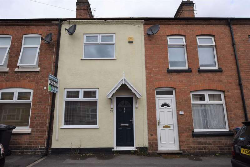 2 Bedrooms Terraced House for sale in Hurst Road, Earl Shilton