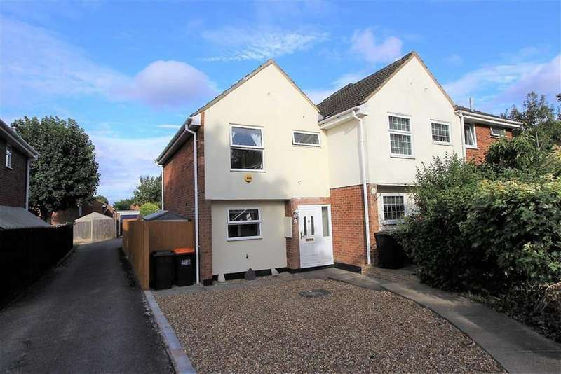 2 Bedrooms End Of Terrace House for sale in Kendal Gardens, Linslade
