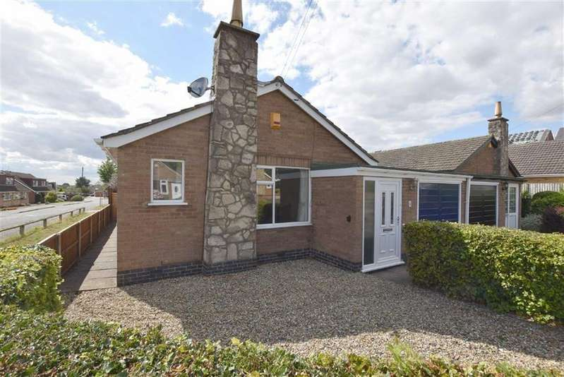 3 Bedrooms Detached Bungalow for sale in Sunnyhill South, Burbage, Leicestershire