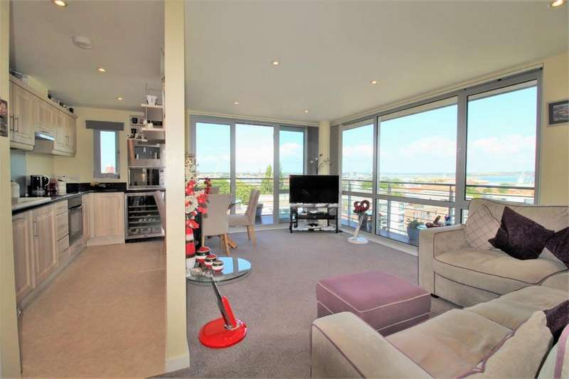 2 Bedrooms Penthouse Flat for sale in Unicorn House, Cross Street