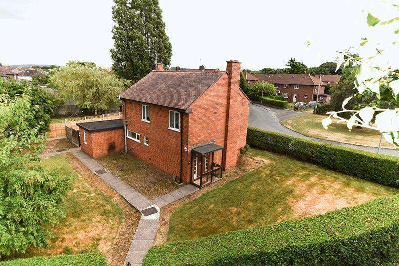 3 Bedrooms Detached House for sale in Rood Hill, Congleton