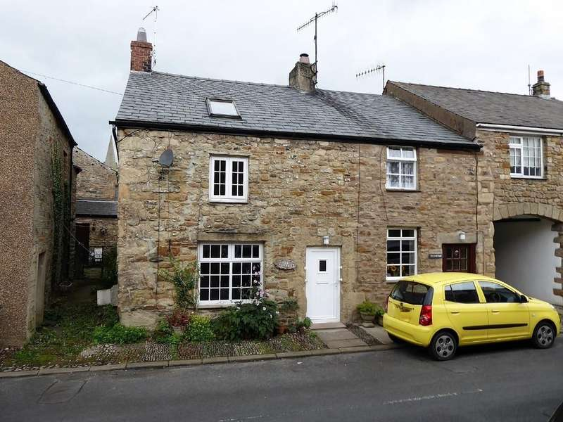 3 Bedrooms Cottage House for sale in The Cottage, 18 Duke Street, Burton In Lonsdale