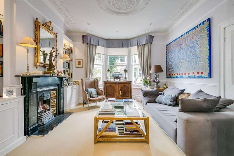 4 Bedrooms Terraced House for sale in Cicada Road, London