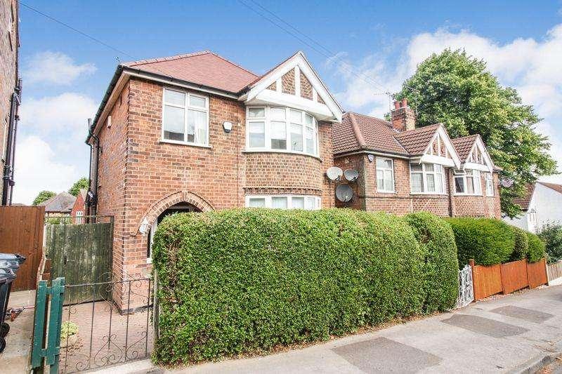 3 Bedrooms Detached House for rent in Maitland Road, Woodthorpe, Nottingham, NG5 4GT