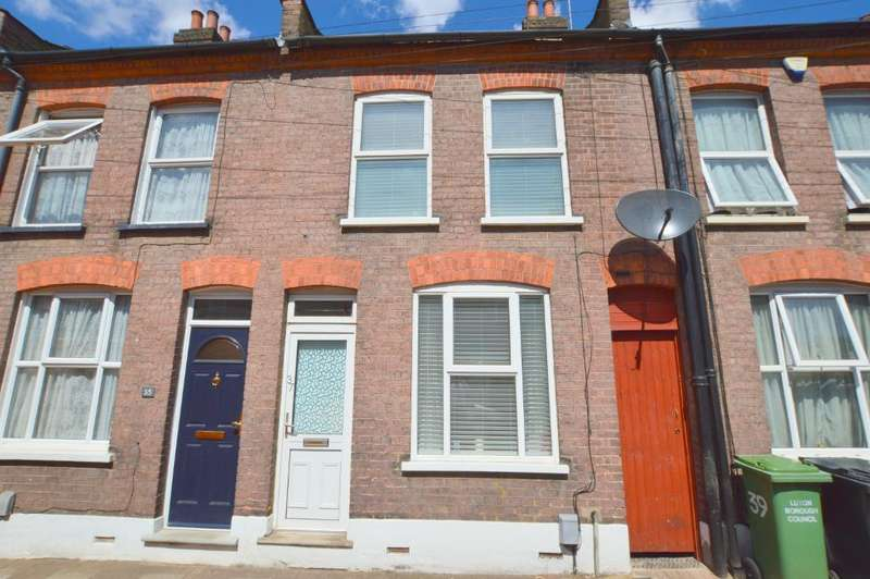 3 Bedrooms Terraced House for sale in Frederick Street, High Town, Luton, LU2 7QW