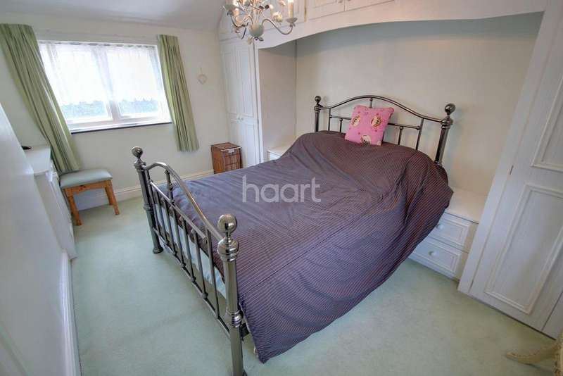 2 Bedrooms Semi Detached House for sale in Mill Hill, Enderby, Leicester