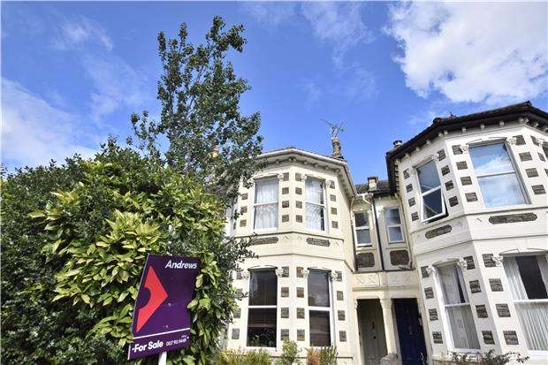 4 Bedrooms Maisonette Flat for sale in Zetland Road, BRISTOL, BS6 7AD