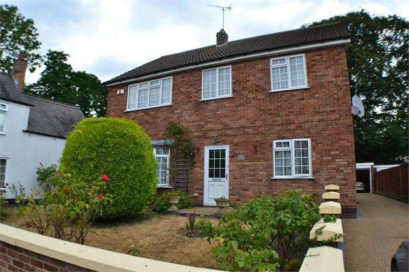 4 Bedrooms Detached House for sale in Main St, Newbold Verdon