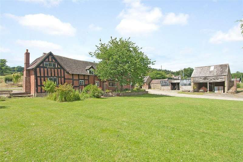 4 Bedrooms Equestrian Facility Character Property for sale in Middlehope, Craven Arms, Shropshire
