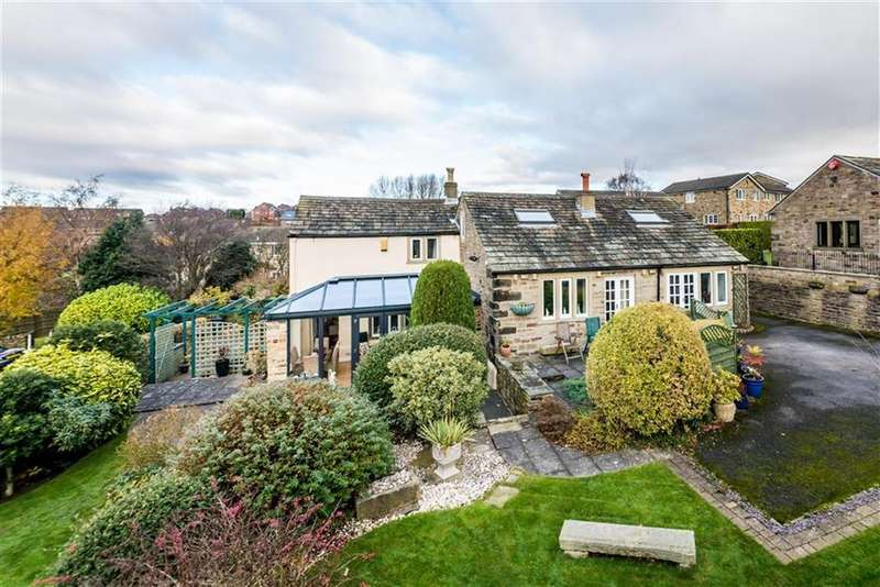 4 Bedrooms Detached House for sale in Rowley Lane, Fenay Bridge, Huddersfield, HD8