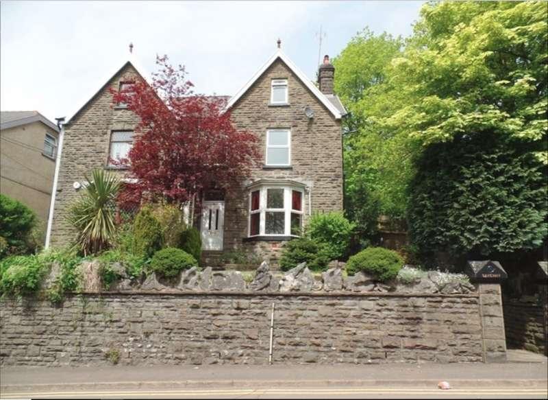 4 Bedrooms Semi Detached House for sale in Gavenny Villa, High Street, Penydarren Road, Merthyr Tydfil, Merthyr Tydfil