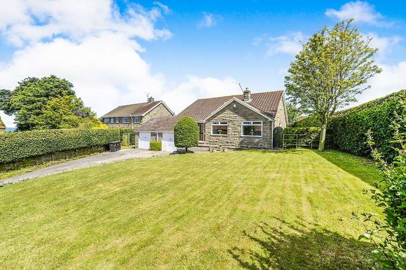 4 Bedrooms Detached Bungalow for sale in Ryeland Lane, Ellerby, Saltburn-By-The-Sea, TS13