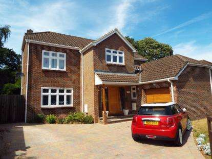 4 Bedrooms Detached House for sale in Highfield, Southampton, Hampshire