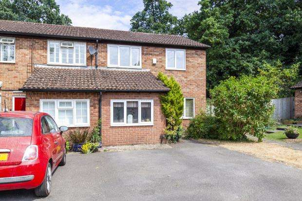 3 Bedrooms Semi Detached House for sale in Maidenhead, Berkshire