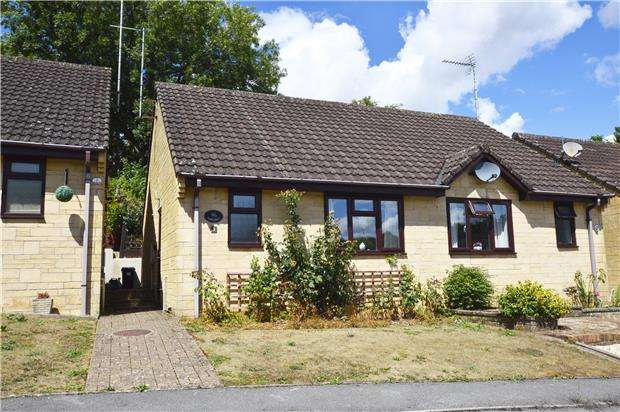 1 Bedroom Semi Detached Bungalow for sale in Orchard Gardens, Paulton, BRISTOL, BS39 7XP