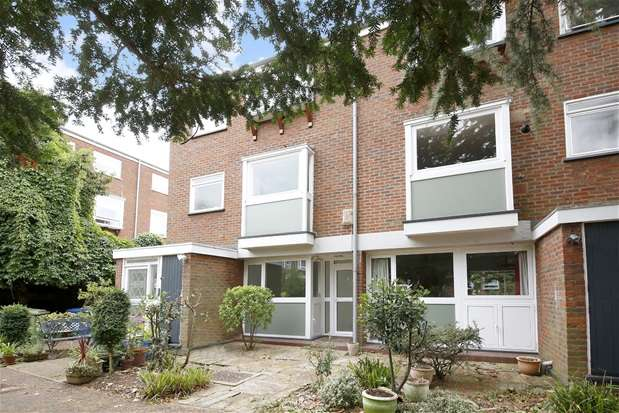 2 Bedrooms Flat for sale in Constable Walk, Dulwich