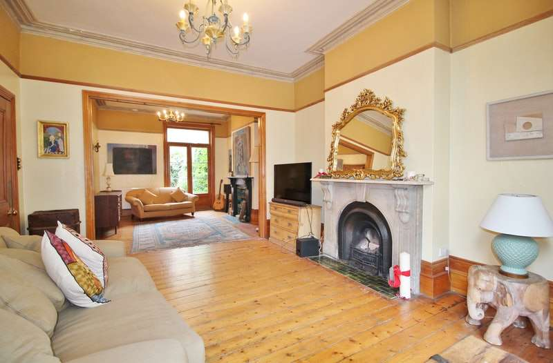 6 Bedrooms Terraced House for sale in Langdon Park Road, London, London, N6