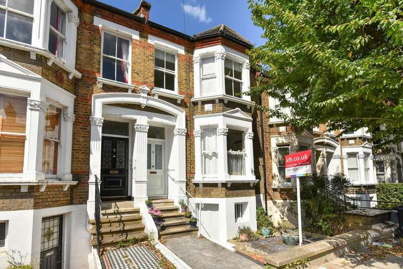 4 Bedrooms Terraced House for sale in Waller Road, Telegraph Hill
