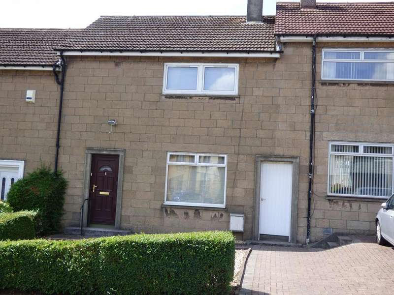 2 Bedrooms Terraced House for sale in 6 Abbeylands Road, Faifley, G81 5JR