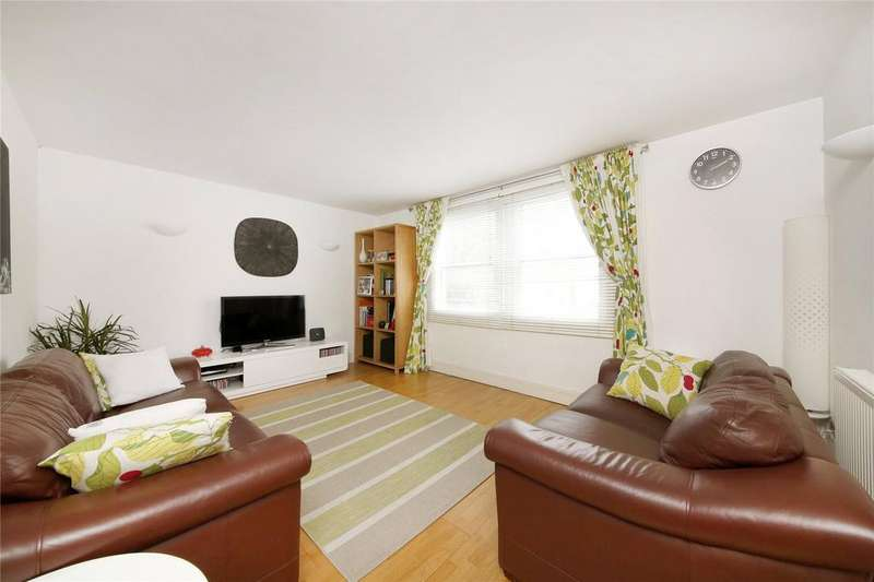 2 Bedrooms Apartment Flat for sale in Christchurch Road, London, SW2