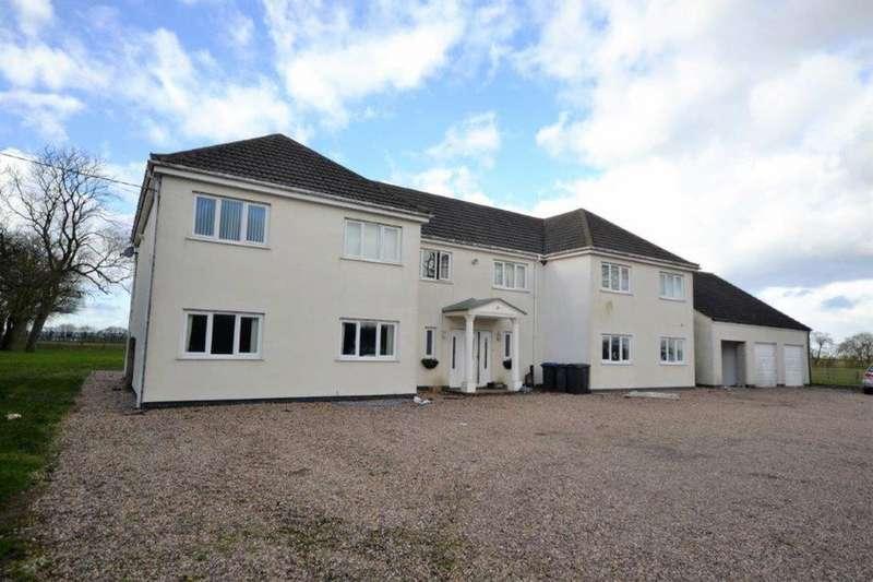 6 Bedrooms Detached House for sale in Fenn Lane, Nr Fenny Drayton
