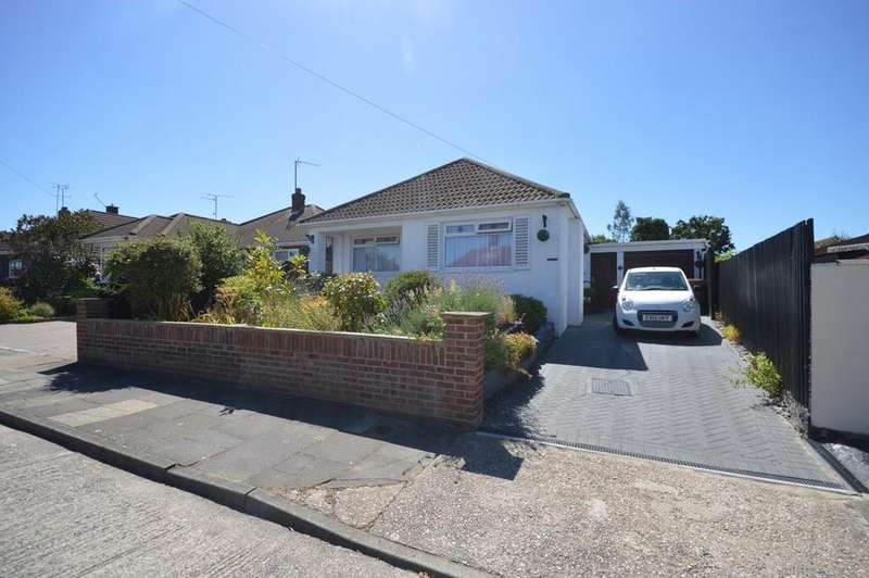 3 Bedrooms Detached Bungalow for sale in Fraser Close, Chelmsford, CM2